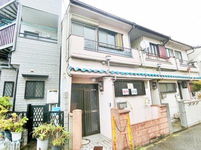 【外観】大豆塚町2丁テラスハウス