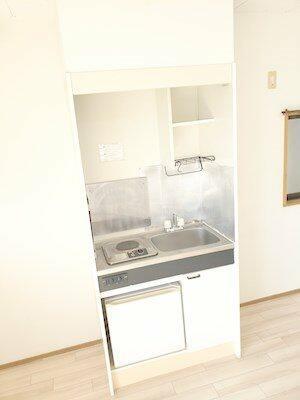 【キッチン】石森マンション