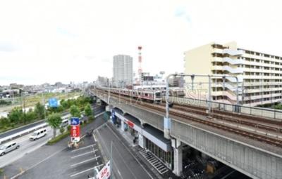 【展望】アペックス中村橋