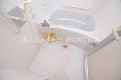 【浴室】ハレルアナ