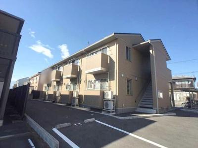 【外観】大八木町 北高崎駅 2階 1LDK