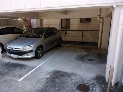 【駐車場】タウンコート新深江