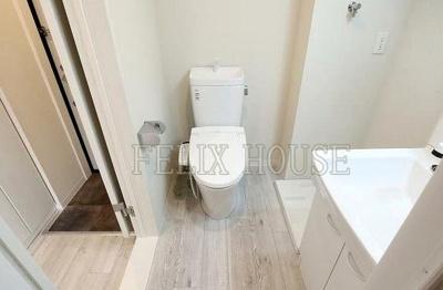 【トイレ】ロータス練馬