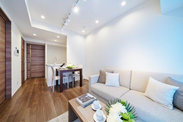 令和築の一部リフォーム済みのお部屋です ※画像の家具、小物は販売価格に含まれておりません