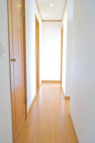 2階の廊下部分です