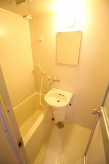 【浴室】帆先マンション