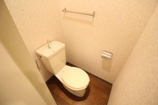 【トイレ】帆先マンション