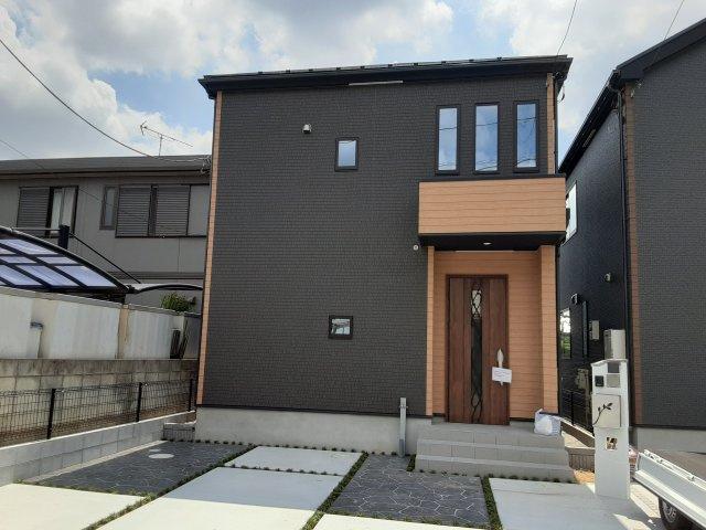 新築一戸建て 全2棟 鷺沼1丁目 敷地44坪超えにつき、カースペース2台分・広い庭付きの家!仲介手数料無料です。