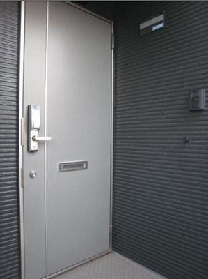 玄関ドア★