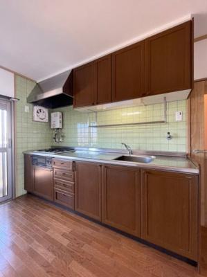 【キッチン】新多聞第3住宅