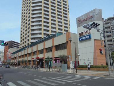 西友川口本町店まで481m