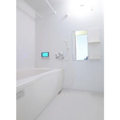 【浴室】ローズ南柏
