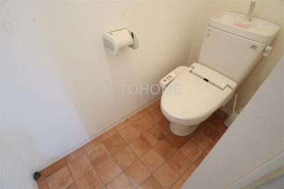 【トイレ】市岡4丁目貸家
