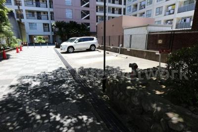愛車のための駐車場