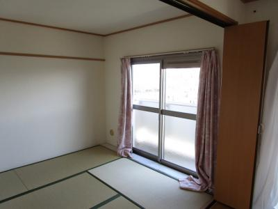 【和室】新多聞第3住宅207棟