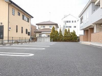 【駐車場】エレガントA