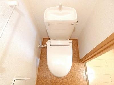 【トイレ】エレガントA