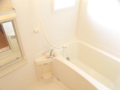 【浴室】リュミエール・エスト B