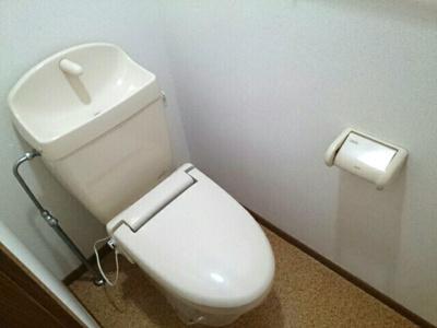 【トイレ】ニューハニーハイツ D