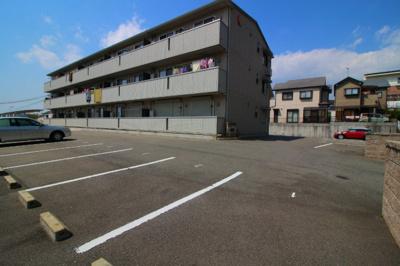 【駐車場】サニープレイス塩屋台