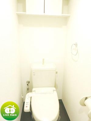 【トイレ】ウィルテラス西大島