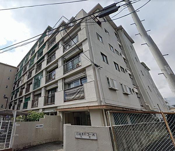 【外観】日吉第5コーポ別館
