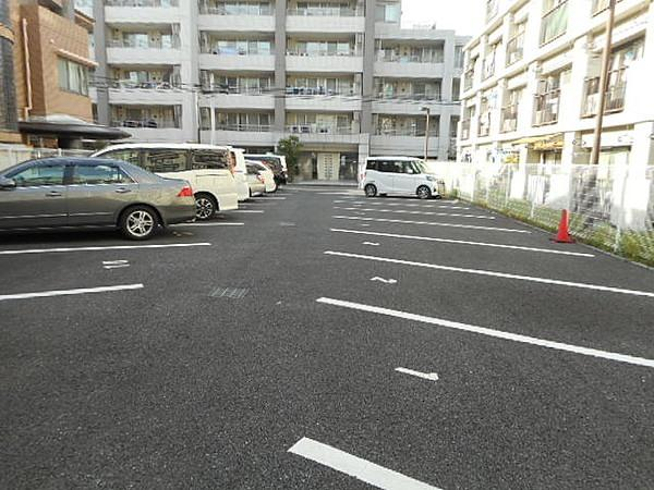 【駐車場】日吉第5コーポ別館