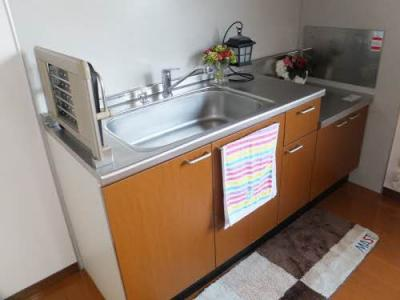 【キッチン】エム アール イー A棟