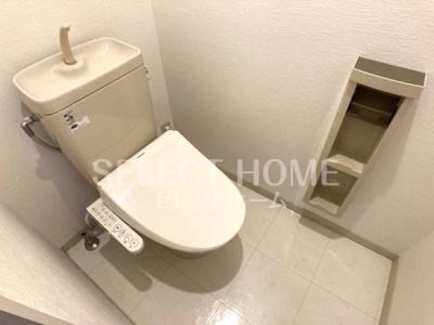 【トイレ】ベルパーク丸山F棟