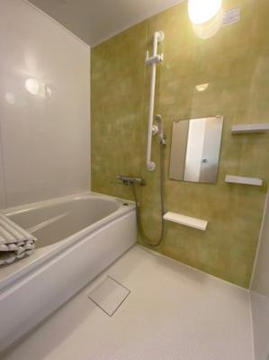 【浴室】ローズマンション東大和