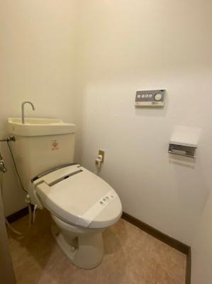 【トイレ】ローズマンション東大和