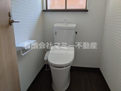 【トイレ】大池貸店舗F