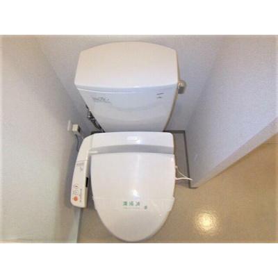 【トイレ】グランフォース東陽町