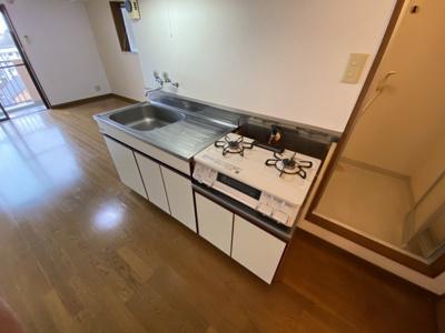 【キッチン】IKEDAYAⅡ
