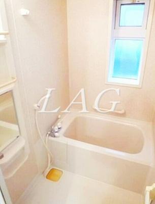 【浴室】クレール下北沢