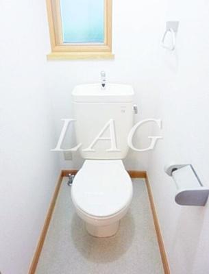 【トイレ】クレール下北沢