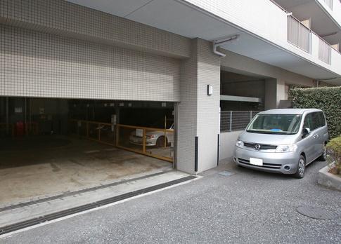 【駐車場】中野富士見町パークホームズ