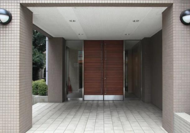 【エントランス】中野富士見町パークホームズ