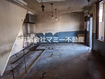 【内装】寺家6丁目連鎖店舗