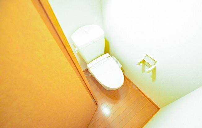 【トイレ】レオパレス小荷田