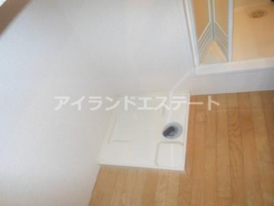 【設備】三茶花壇 デザイナーズ ロフト 南東向き