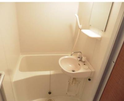 【浴室】ランドジッツ田端EAST