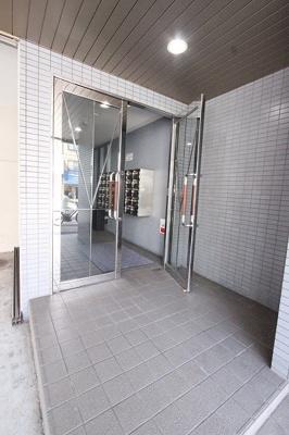 【エントランス】第12友建ビル