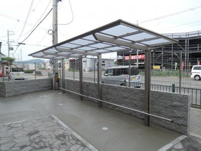 【駐車場】シプレコート茨木