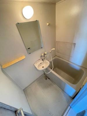 【浴室】千鳥が丘第二コーポ