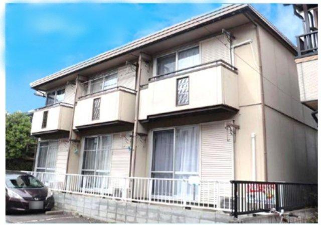 【外観】川越市霞ケ関東5丁目の一棟売りアパート