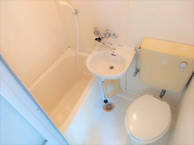 【浴室】グレースハイツ西野