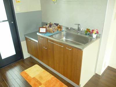 【キッチン】アンシャンテ戸坂