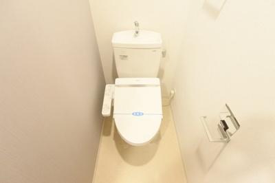 【トイレ】プライムアーバン御堂筋本町