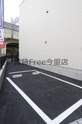 【駐車場】リブリ・メゾン・ド・ユアーズ 仲介手数料無料
